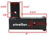 Curt Vertical Adapter - C45013