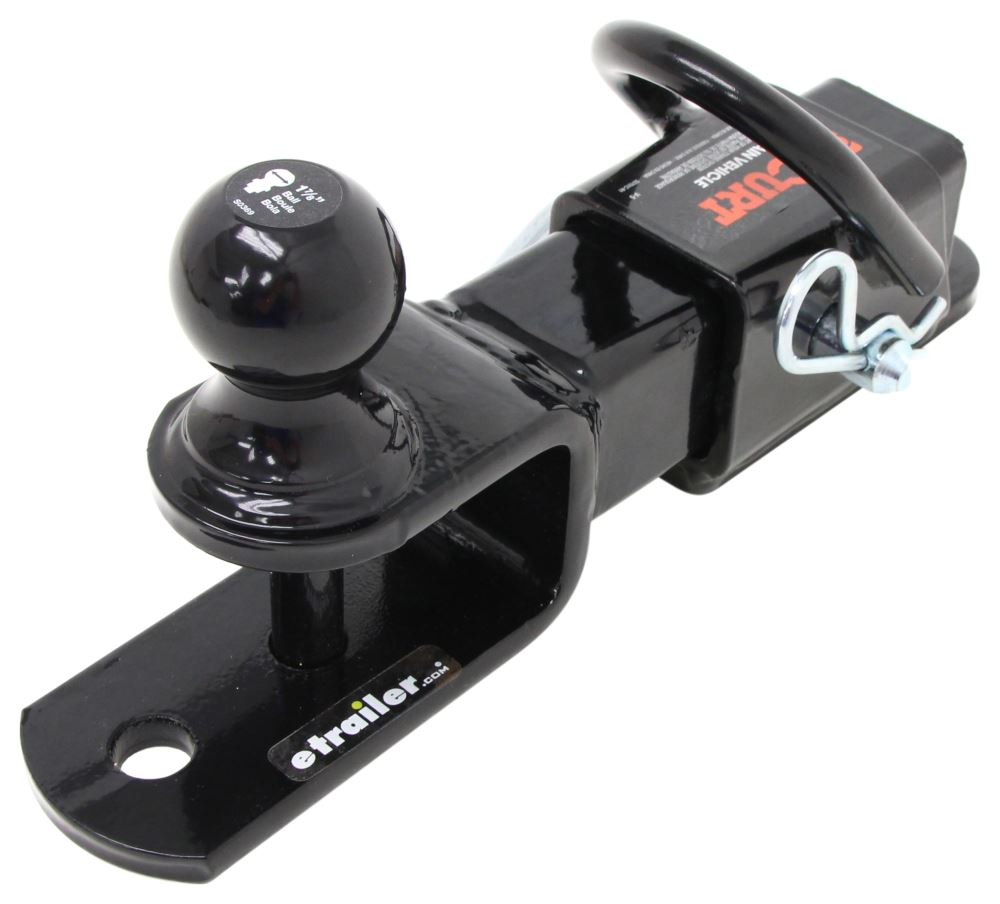 Curt Hitch with Ball Mount - C45029