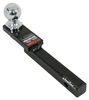"""Curt Towing Starter Kit for 1-1/4"""" Hitches - 2"""" Ball - 3/4"""" Rise - 3,500 lbs Steel Shank C45147"""