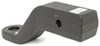 """Curt Forged Ball Mount for 2-1/2"""" Hitches - 2-1/2"""" Rise - 4"""" Drop - 20,000 lbs Fits 2-1/2 Inch Hitch C45458"""