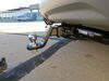 """Curt Towing Starter Kit for 2"""" Hitches - 2"""" Ball - 2"""" Rise, 4"""" Drop - 7.5K Fits 2 Inch Hitch C45554"""