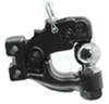 Curt Channel Mount Forged Pintle and Ball - 13,000 lbs One Ball C45920
