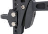 """Curt Rebellion XD Shock-Absorbing Adjustable Ball Mount - 2"""" Hitch - 6-1/4"""" Drop - 15K Fits 2 Inch Hitch C45949"""