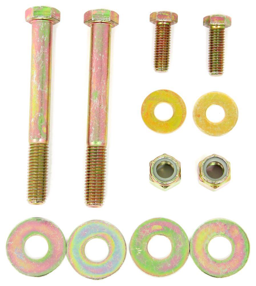 C48620 - Mounting Hardware Curt Adjustable Trailer Coupler,Lunette Ring