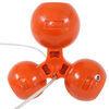 Trailer Coupler Locks C48CR - Fits 1-7/8 Inch Ball,Fits 2 Inch Ball,Fits 2-5/16 Inch Ball - Curt
