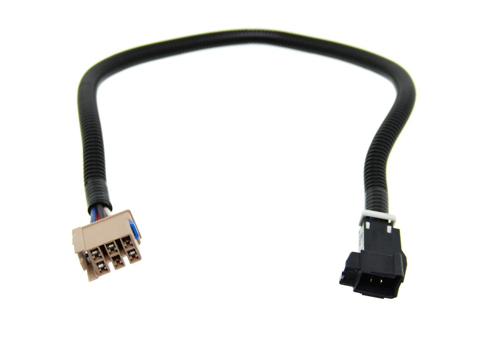 1997 Chevrolet Tahoe Curt Custom Wiring Adapter For