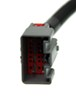 Curt Custom Wiring Adapter for Trailer Brake Controllers - Dual Plug In Vehicle Specific C51436