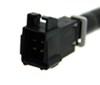 C51436 - Plugs into Brake Controller Curt Trailer Brake Controller