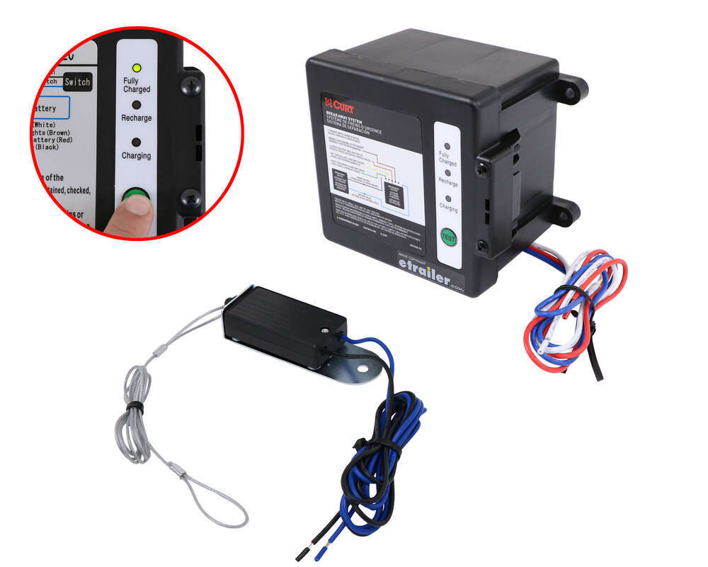 C52042 - Battery Included Curt Kit with Charger