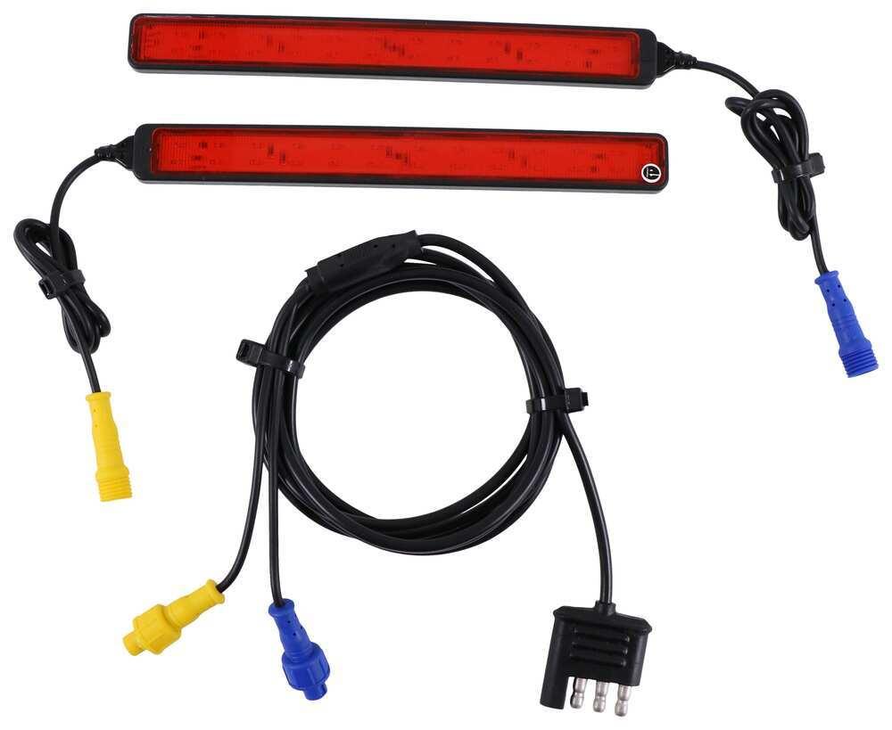 Curt Auxiliary LED Indicator Lights Lights C53201