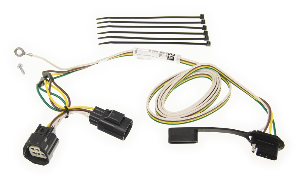 Curt Custom Fit Vehicle Wiring - C55124