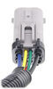 Curt T-Connector Vehicle Wiring Harness for Factory Tow Package - 7-Way Trailer Connector No Converter C55243