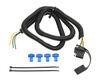 Custom Fit Vehicle Wiring C55411 - No Converter - Curt