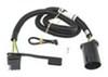 C55515 - No Converter Curt Trailer Hitch Wiring