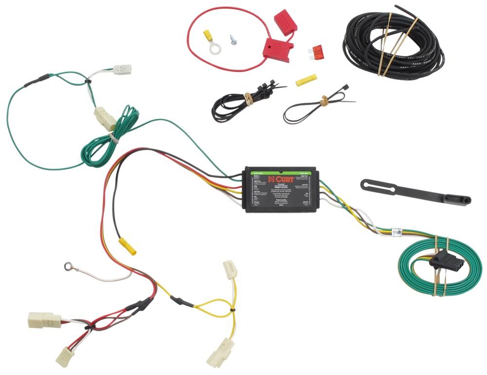 Toyota FJ Cruiser Custom Fit Vehicle Wiring - Curtetrailer.com