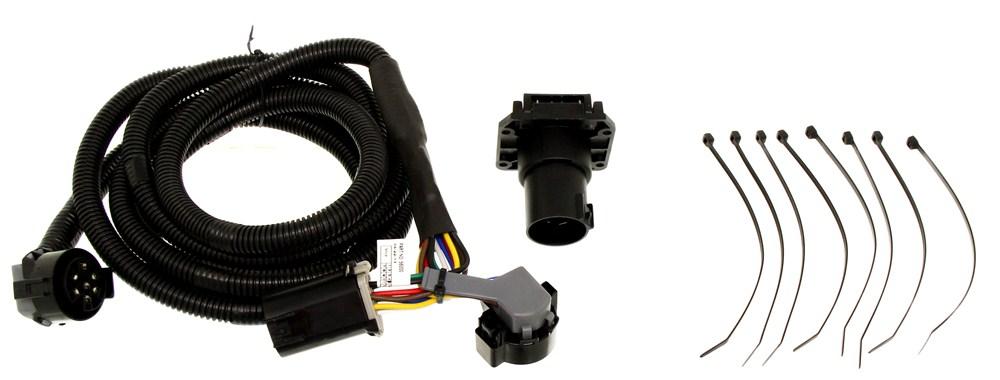 Curt Custom Fit Custom Fit Vehicle Wiring - C57010