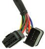 curt custom fit vehicle wiring 7 blade c56001