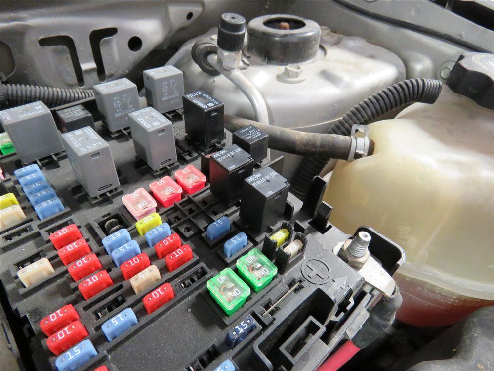 2008 Suzuki XL7 Curt T-Connector Vehicle Wiring Harness ...
