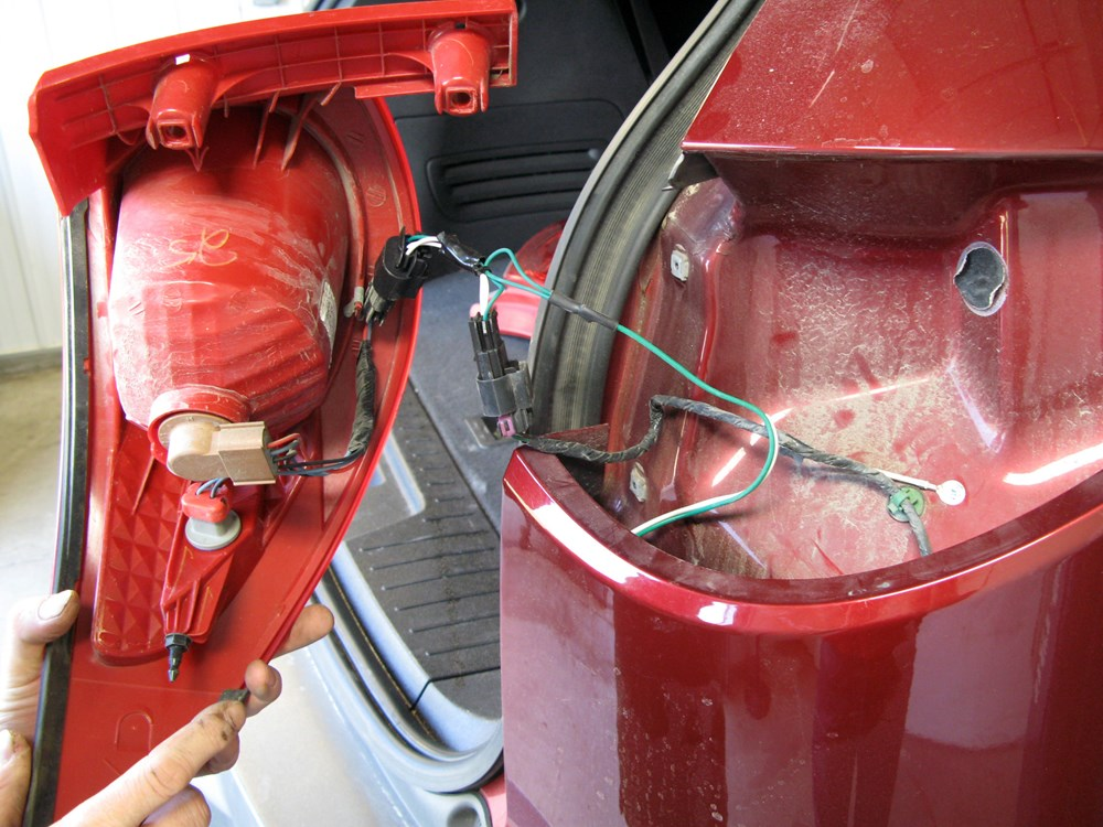 2011 Chevrolet Traverse Curt T