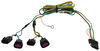Curt No Converter Custom Fit Vehicle Wiring - C56027