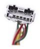 C56029 - 4 Flat Curt Trailer Hitch Wiring