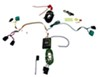 curt custom fit vehicle wiring powered converter 4 flat