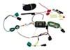 curt custom fit vehicle wiring powered converter 4 flat c56037