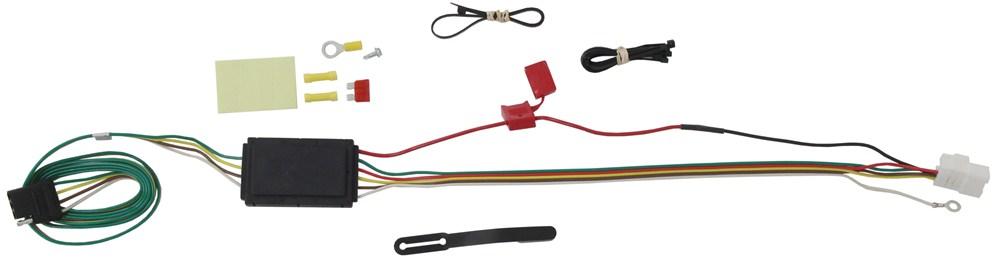 Curt Custom Fit Vehicle Wiring - C56040