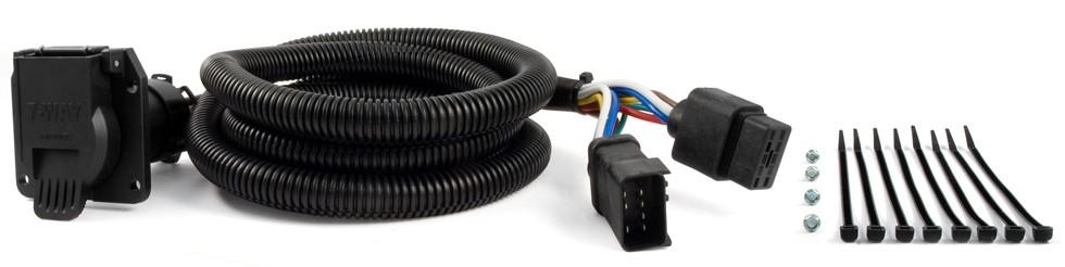 Curt Custom Fit Custom Fit Vehicle Wiring - C56071