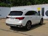 Curt Custom Fit Vehicle Wiring - C56192 on 2020 Acura MDX