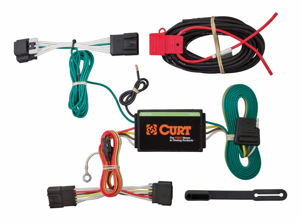 Curt Converter Custom Fit Vehicle Wiring - C56216