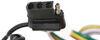 Custom Fit Vehicle Wiring C56217 - Custom Fit - Curt