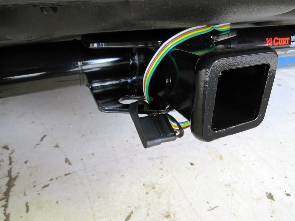 2015 Toyota Sienna Curt T-Connector Vehicle Wiring Harness ...