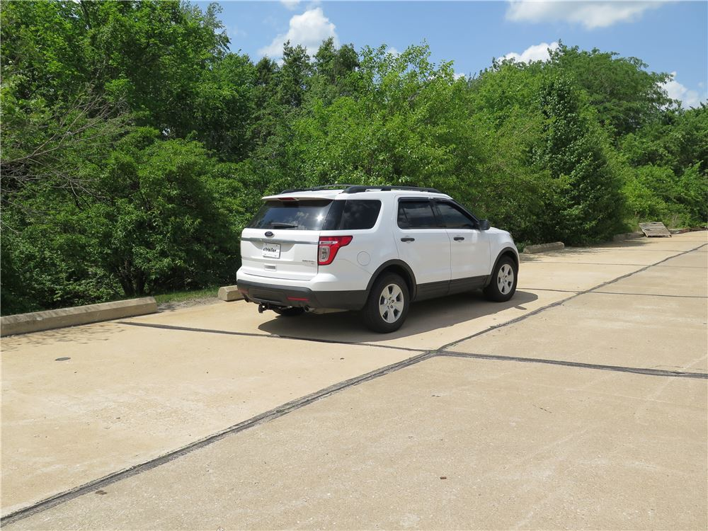2015 Ford Explorer Curt T