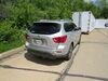 Curt No Converter Custom Fit Vehicle Wiring - C56281 on 2017 Nissan Pathfinder