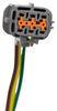 Custom Fit Vehicle Wiring C56281 - Custom Fit - Curt