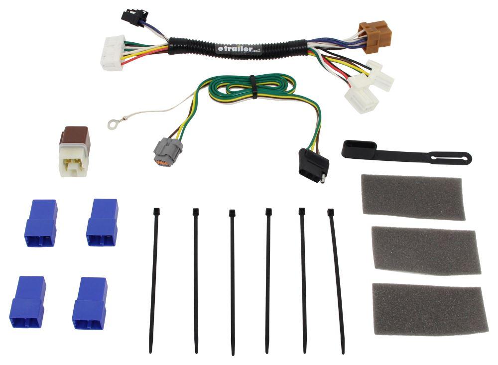 C56281 - Custom Fit Curt Custom Fit Vehicle Wiring