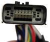Curt 7 Blade Custom Fit Vehicle Wiring - C56306