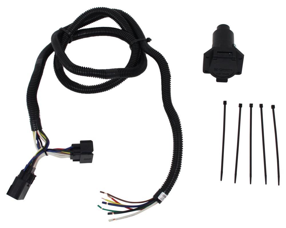C56306 - Custom Fit Curt Trailer Hitch Wiring