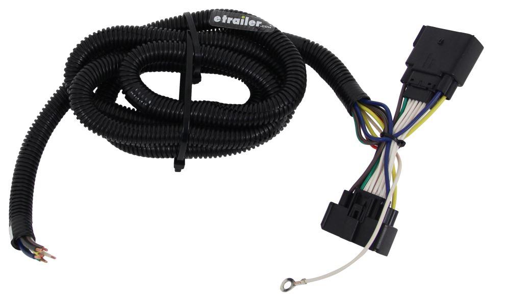 Curt Custom Fit Custom Fit Vehicle Wiring - C56307
