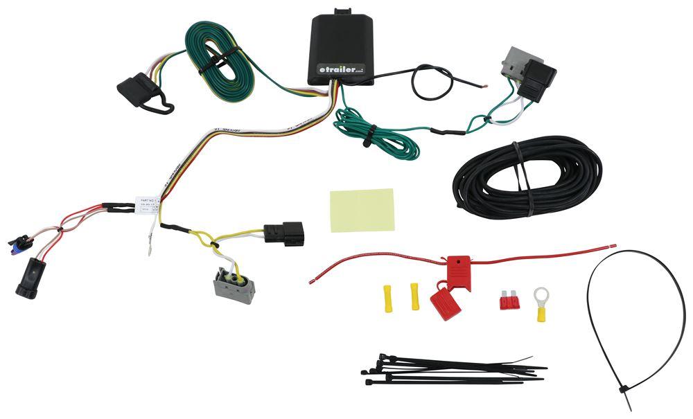 Curt Custom Fit Custom Fit Vehicle Wiring - C56330