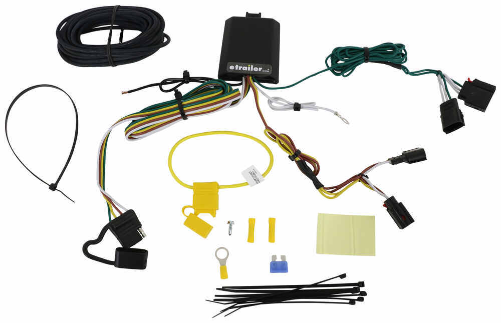 Curt Custom Fit Vehicle Wiring - C56333