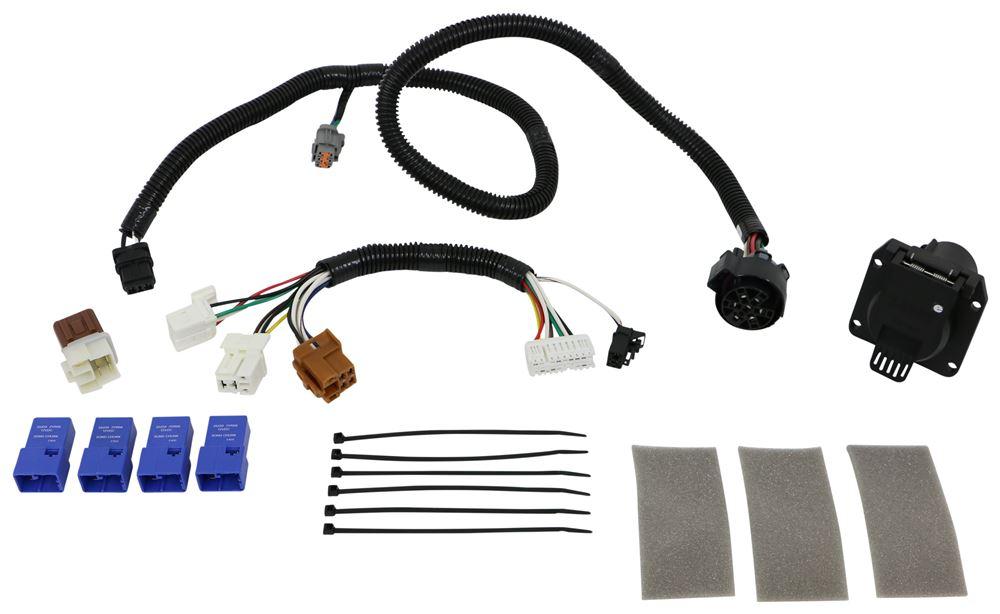 Curt Custom Fit Vehicle Wiring - C56357