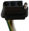 Curt Powered Converter Custom Fit Vehicle Wiring - C56377