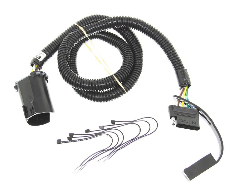 Custom Fit Vehicle Wiring C56515 - Custom Fit - Curt