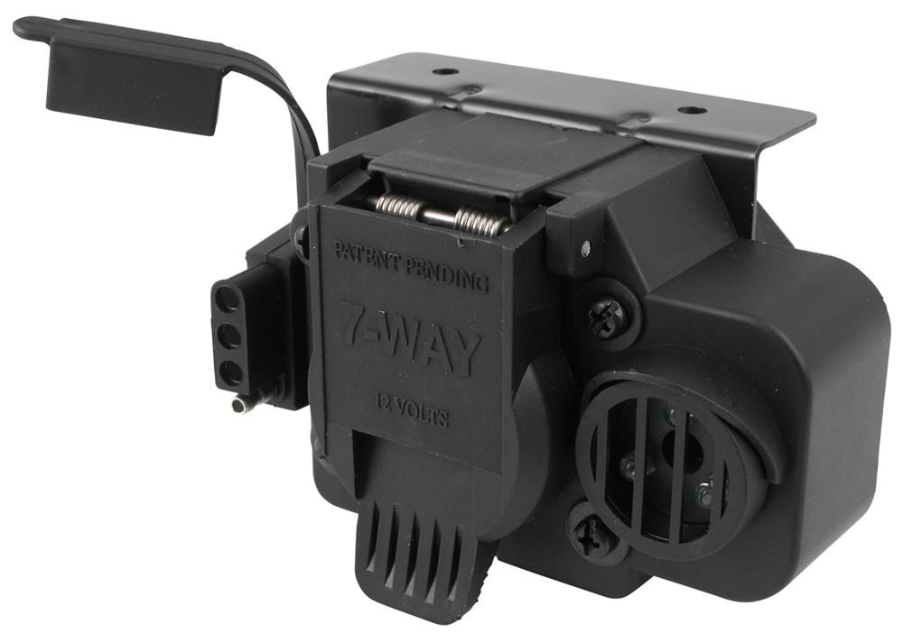 Curt Plug Only Wiring - C57100