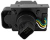 C57100 - 4 Flat,7 Blade Curt Trailer Connectors