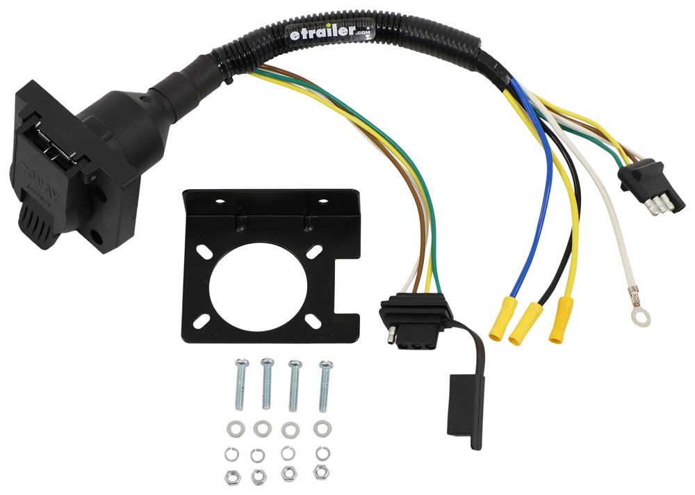 Curt Wiring Adapters - C57672