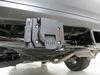 Wiring C57674 - 4 Flat - Curt on 2017 Toyota Highlander