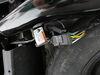 C57674 - Plug and Lead Curt Wiring on 2017 Toyota Highlander
